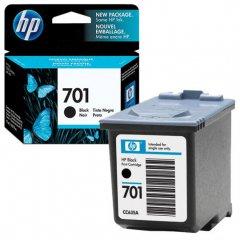 Original CC635A (HP 701) Ink Cartridges, Black