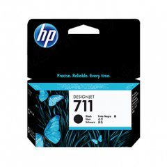 Original CZ129A (HP 711) Ink Cartridges, Black