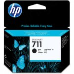 Original CZ133A (HP 711) Ink Cartridges, High-Yield Black