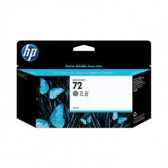 Original C9374A (HP 72) Ink Cartridges, High-Yield Gray