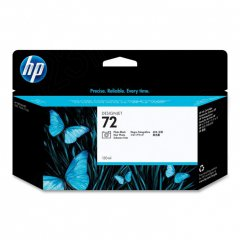 Original C9370A (HP 72) Ink Cartridges, High-Yield Photo Black