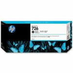 Original CH575A (HP 726) Ink Cartridges, Matte Black