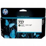 Original B3P22A (HP 727) Ink Cartridges, 130-ml Matte Black