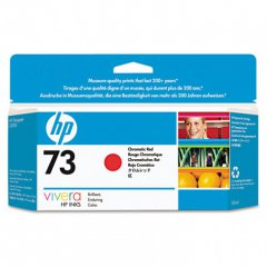 Original CD951A (HP 73) Ink Cartridges, Chromatic Red