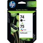 HP 74 / 75 Original Ink Pack