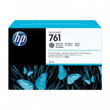 Original CM996A (HP 761) Ink Cartridges, Dark Gray