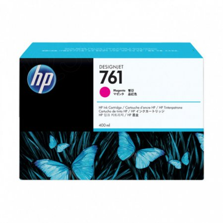 Original CM993A (HP 761) Ink Cartridges, Magenta