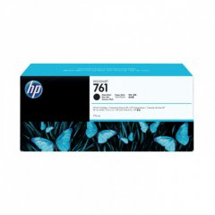 Original CM997A (HP 761) Ink Cartridges, High-Yield Matte Black