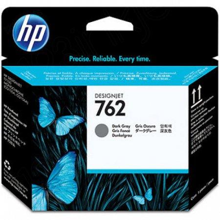 Original CN074A (HP 762) Ink Cartridge Printhead, Dark Gray