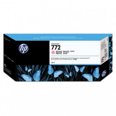 Original CN631A (HP 772) Ink Cartridges, Light Magenta