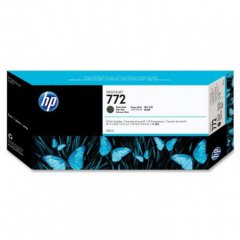 Original CN635A (HP 772) Ink Cartridges, Matte Black