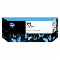 Original CN630A (HP 772) Ink Cartridges, Yellow
