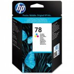 Original C6578D (HP 78) Ink Cartridges, Color