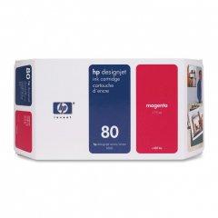Original C4874A (HP 80) Ink Cartridges, Magenta