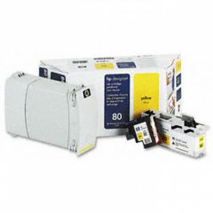 Original C4893A (HP 80XL) Value Pack, Yellow