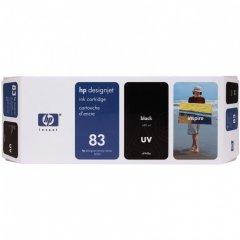 Original C4940A (HP 83) Ink Cartridges, Black