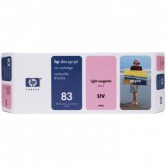 Original C4945A (HP 83) Ink Cartridges, Light Magenta