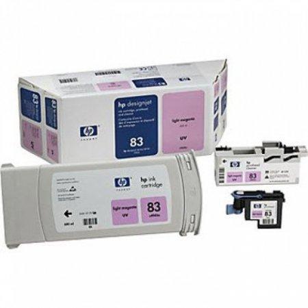 Original C5005A (HP 83) UV Value Pack, Light Magenta