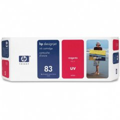 Original C4942A (HP 83) Ink Cartridges, Magenta