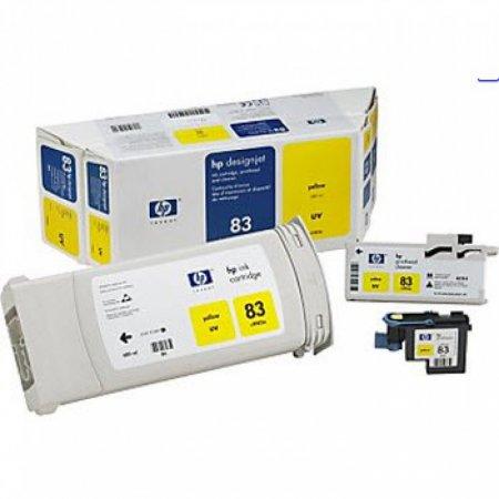 Original C5003A (HP 83) UV Value Pack, Yellow