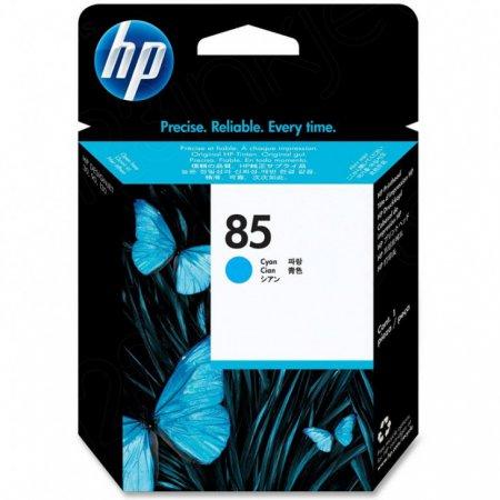 Original C9420A (HP 85) Ink Cartridge Printhead, Cyan