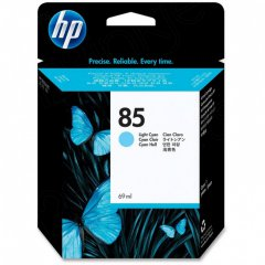 Original C9428A (HP 85) Ink Cartridges, Light Cyan