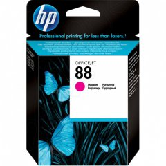 Original C9387AN (HP 88) Ink Cartridges, Magenta