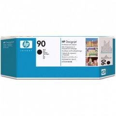 Original C5054A (HP 90) Printhead and Cleaner, Black