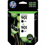 Original HP 901 Black Ink Pack