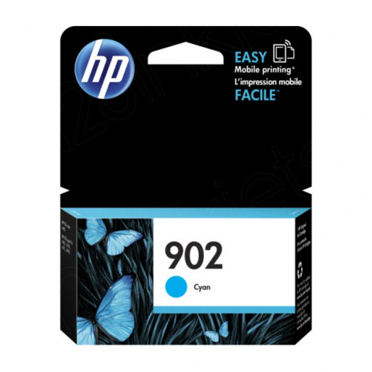 Original T6L86AN (HP 902) Ink Cartridges, Cyan