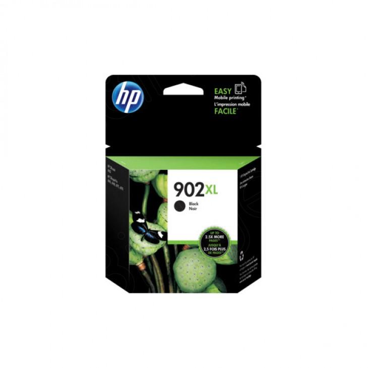 Original T6M14AN (HP 902XL) Ink Cartridges, High Yield Black