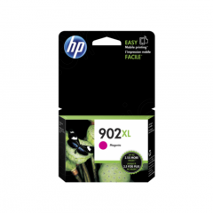 Original T6M06AN (HP 902XL) Ink Cartridges, High Yield Magenta