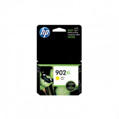 Original T6M10AN (HP 902XL) Ink Cartridges, High Yield Yellow