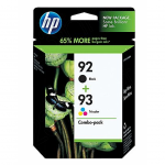 HP 92/93 Original Ink Pack