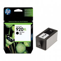 Original CD975AN (HP 920XL) Ink Cartridges, High-Yield Black