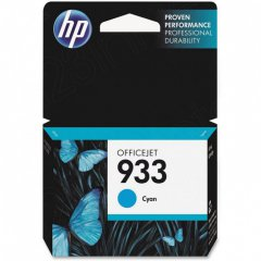 Original CN058AN (HP 933) Ink Cartridges, Cyan