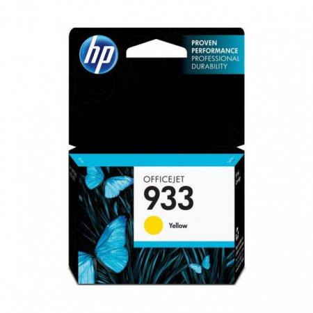 Original CN060AN (HP 933) Ink Cartridges, Yellow