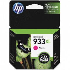Original CN055AN (HP 933XL) Ink Cartridges, High-Yield Magenta
