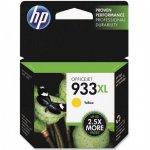 Original CN056AN (HP 933XL) Ink Cartridges, High-Yield Yellow