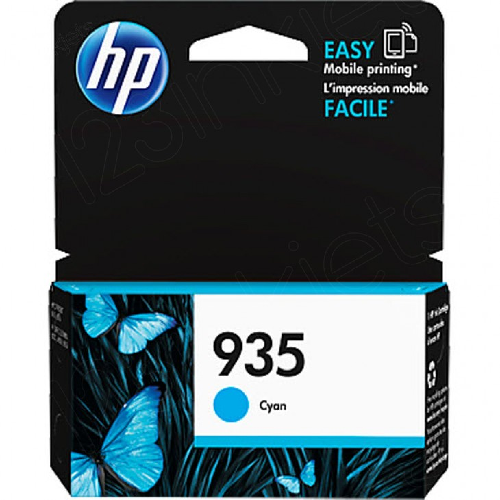 Original C2P20AN (HP 935) Ink Cartridges, Cyan