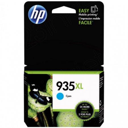 Original C2P24AN (HP 935XL) Ink Cartridges, High-Yield Cyan