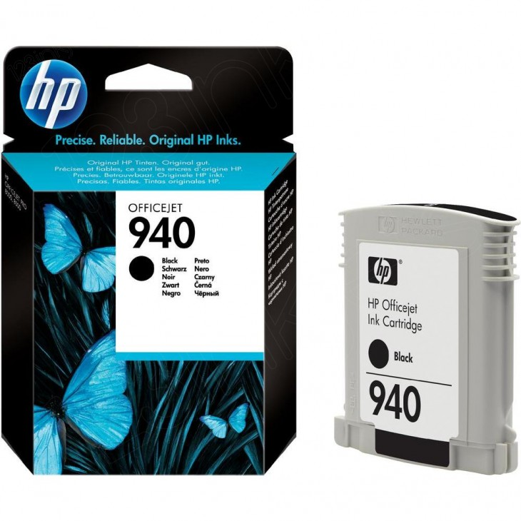 Original C4902AN (HP 940) Ink Cartridges, Black
