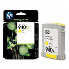 Original C4909AN (HP 940XL) Ink Cartridges, High-Yield Yellow
