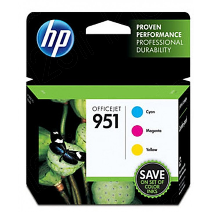 Original HP 951 Ink Pack