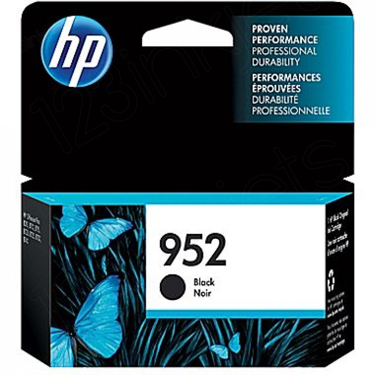 Original F6U15AN (HP 952) Ink Cartridges, Black