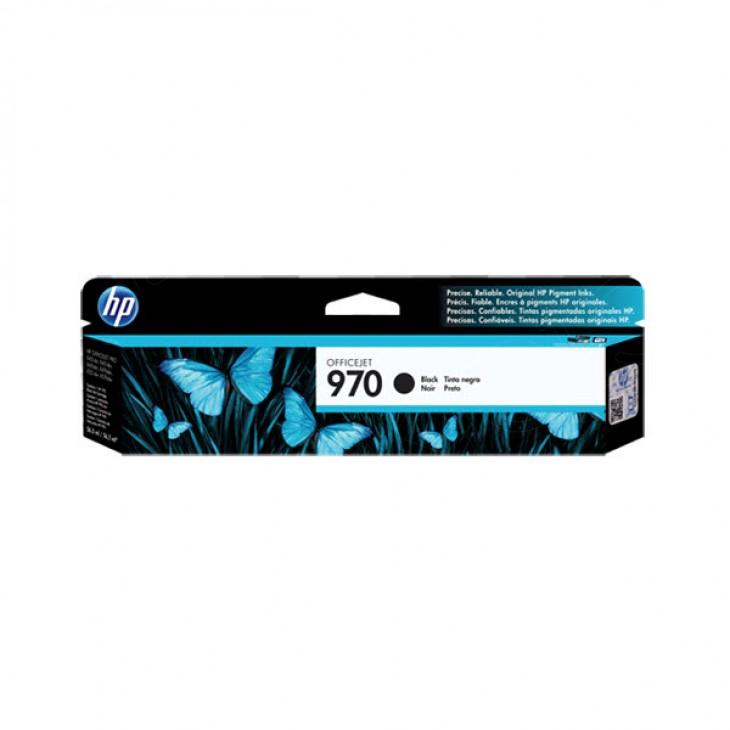 Original CN621AM (HP 970) Ink Cartridges, Black