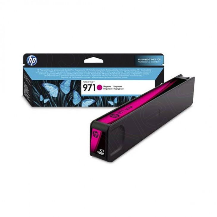 Original CN623AM (HP 971) Ink Cartridges, Magenta