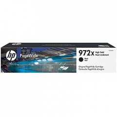 Original F6T84AN (HP 972X) Cartridges, High Yield Black