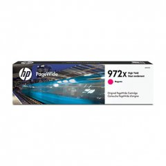 Original L0S01AN (HP 972X) Cartridges, High Yield Magenta