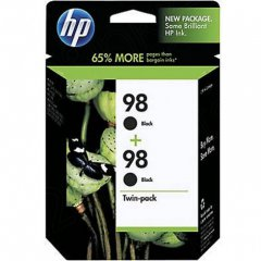 Original HP 98 Black Ink Pack